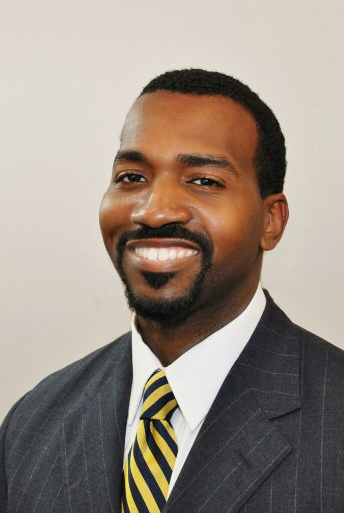 Derrick Tillman, President and CEO of Bridging the Gap