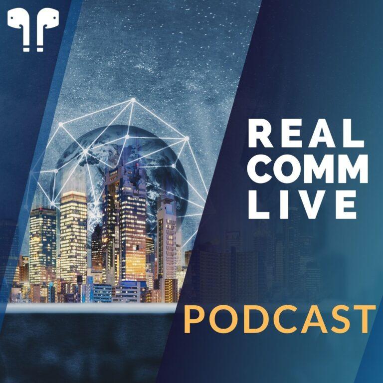RealComm Live Podcast Cover Art